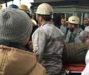 TTK'da İş Kazası Açıklaması 4 Madenci Yaralandı