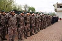 Tunceli'de  Türk Polis Teşkilatı'nın 173. Kuruluş Yıl Dönümü