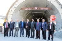 OVİT TÜNELİ - Türkiye'nin En Uzun Tünelinde Geçişlere Ara Verilecek