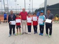 YEDITEPE - 'Türkiye Tenis Grup Birinciliği' Sona Erdi