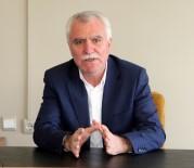 OSMAN KAYMAK - Tutu Açıklaması 'Vali, Samsunspor Başkanından Öte Çaba Sarf Ediyor'