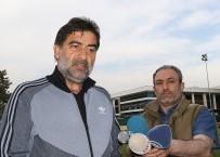 DEVRE ARASı - Ünal Karaman Açıklaması 'Karabükspor'u Tekrar Süper Lig'e Çıkarmak İçin Çalışacağız'