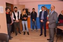 Vali Yardımcısı Karaman'dan Kültür Ve Sanat Merkezine Ziyaret