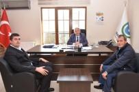 BAŞTÜRK - Yeşilsırt Ve Arzulu Mahallesi Muhtarları Başkan Albayrak'ı Ziyaret Etti