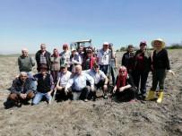 350 Çam Fidanı Toprakla Buluştu