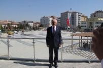 40 Milyon Liralık Kent Meydanı Projesi Tamamlandı