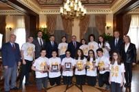 MUSTAFA TUNA - ABD'de Düzenlenen Robot Yarışmasına Türk Gençler Damga Vurdu