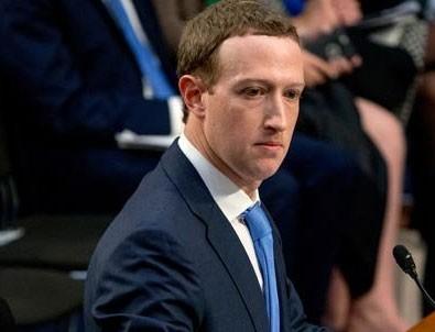 ABD Kongresi, Facebook CEO'su Mark Zuckerberg'in ifadesini yayımlandı