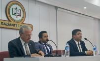 SAVUNMA HAKKI - Adalet Programı Öğrencilerinden Gaziantep Barosuna Ziyaret