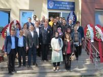 AK Parti İlçe Teşkilatından Polis Günü Ziyareti