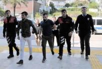 CIKCILLI - Alanya'da Bıçaklı Kavgaya Karışan 2 Kişi Tutuklandı