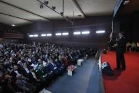 Alişan Kapaklıkaya Osmancık'ta Konferans Verdi