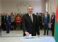 ALIYEV - Aliyev Yeniden Cumhurbaşkanı
