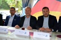 KÜÇÜKLÜK - Almanya'daki Türk Partilerin 'Birleşme' Kavgası Büyüyor