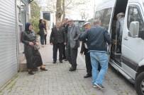 ALIYEV - Azerbaycan İstanbul Başkonsolosluğu'nda Seçim Heyecanı