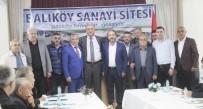 VERGİ DAİRESİ - Balıköy'e Sanayi Sitesi
