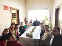 Balyalı Öğrencilerin Polis Ziyareti