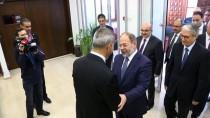RECEP AKDAĞ - Başbakan Yardımcısı Akdağ, KKTC Cumhuriyet Meclisi Başkanı Uluçay İle Görüştü