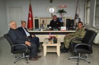 TÜRK POLİS TEŞKİLATI - Başkan Akkaya'dan İlçe Emniyet Müdürü Bağcı'ya Ziyaret