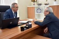 FETHİ SEKİN - Başkan Karaçoban Vatandaşla İç İçe