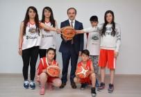 TÜRKIYE BASKETBOL FEDERASYONU - Basketbolun Sürpriz İsimler Hakkari'ye Gelecek