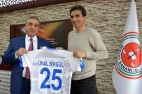 MEHMET SEKMEN - Başsavcı Bingül'e Erzurumspor Forması