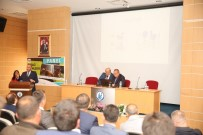 GÖKHAN BUDAK - Bayburt Üniversitesi'nden 'Buzağı Ölümlerini Önleme' Paneli