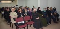 FETHİ GEMUHLUOĞLU - 'Birlikte Yaşama Kültürü' Programına Kadınlardan Büyük İlgi