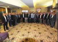 BSO Başkan Adayı Eğinlioğlu, Bandırma'da İş Dünyası İle Buluştu