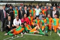 AHMET ÇAKıR - Büyükşehir Ampute Şampiyonluk İçin Kenetlendi