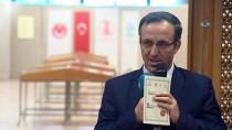 MİLLİ KÜTÜPHANE - 'Çağdaş Türk Şiiri Kitapları Sergisi' Açıldı