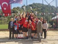ALI EKBER - Çakırbeyli Ortaokulu'nda Atletizm Şenliği