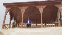 Canbolat Paşa Konağında Restorasyon Çalışmalarında Sona Gelindi
