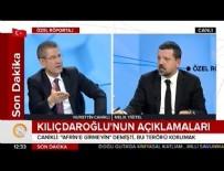 NURETTİN CANİKLİ - Canikli: Kılıçdaroğlu teröristlerin temizlenmesinden rahatsız oluyor