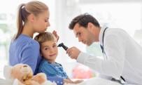 ORTA KULAK İLTİHABI - Çocuklarda Kulakta Sıvı Birikmesi