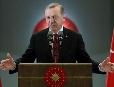 Cumhurbaşkanı Erdoğan'dan Kılıçdaroğlu'na cevap