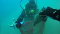 Deniz Dibi Temizliği Gündoğan'da Devam Etti