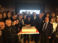 FARUK ECZACıBAŞı - Eczacıbaşı Vitra Şampiyonluğu Doyasıya Kutladı