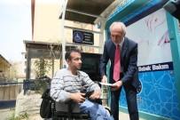 ELEKTRİK AKIMI - Engelli Araçları İçin Şarj İstasyonu