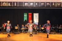 AHMET KELEŞOĞLU EĞITIM FAKÜLTESI - Ereğli'de 'Türkülerimiz Ve Halk Oyunlarımızla Anadolu' Programı Gerçekleştirildi
