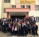 ERKMEN - GAÜN Teknik Bilimler Meslek Yüksekokulu Ziyaretlerine Devam Ediyor