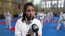 MERYEM BETÜL - Genç Sporcunun Hedefi Olimpiyat Şampiyonluğu