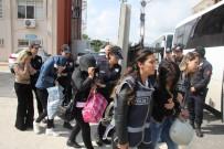 PREZERVATIF - Hatay'da Fuhuş Operasyonu Açıklaması 18 Gözaltı