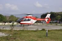 Hava Ambulansı Milas'ta Prematüre Bebek İçin Uçtu
