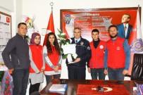 Hizan Gençlik Merkezinden Polise Ziyaret