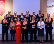 7 MİLYAR DOLAR - İDDMİB'in Yeni Başkanı Tahsin Öztiraki Oldu