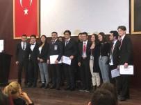 SİLAHSIZLANMA - İhlas Koleji Öğrencileri İKUMUN18'den Ödülle Döndü
