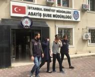 PıRLANTA - İstanbul'da Dehşet Açıklaması Uyurken El Ve Kollarını Bağladılar...