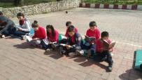 Kabadüz'de Kitap Okuma Etkinliği