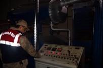 KAÇAK MAZOT - Kaçak Mazot Üreten Mini Rafineriye Baskın